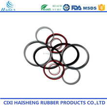 manufacturer AS568 custom made rubber colorful FKM viton o rings