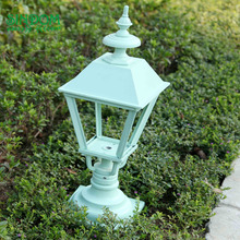 decorative outdoor garden lamp for hotel