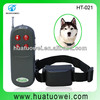 PET dog trainer collar with 300 meters control range