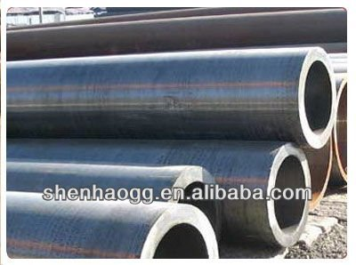 ASTM A53 B Sch80 Seamless Carbon Steel Pipe for Gas