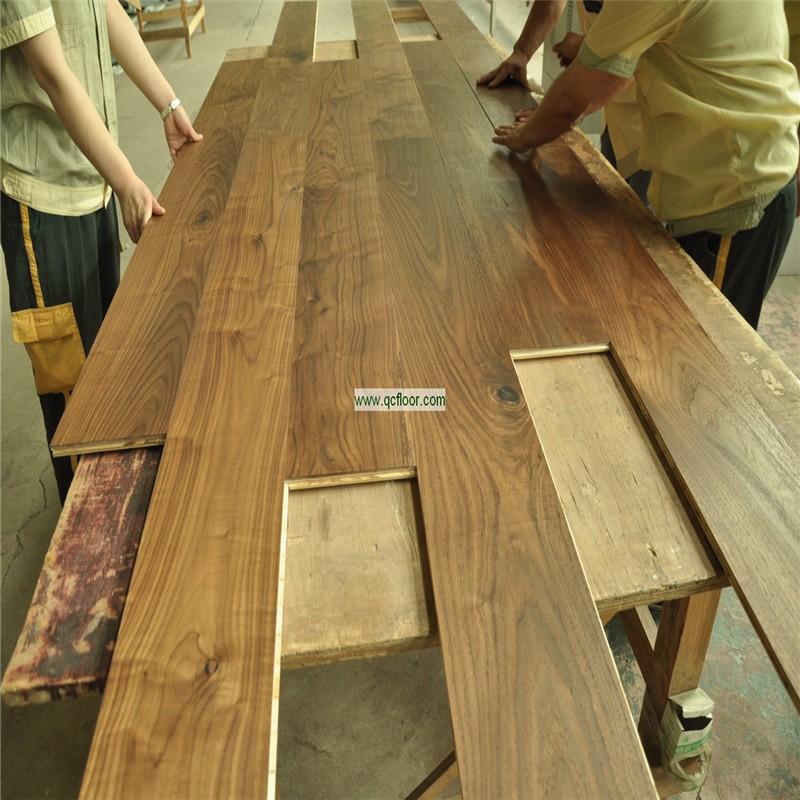 Reclaimed Walnut Floor American Walnut Timber Flooring