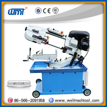 BS-712R metal sawing machine band saw with CE