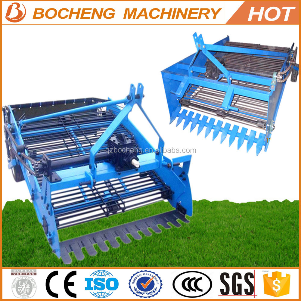 Big discount compact one row potato lifter for sale New Zealand