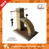Slope cat scratcher Natural Seagrass Cat Tree
