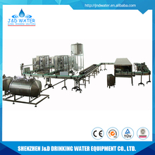 Manufacture price washing filling water bottle capping machine