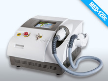 Specialized laser device for permanent hair removal