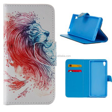 promotional Leather Case for sony Cover, Cell Phone Shell for Sony Case Cheap Price