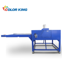Auplex CE Approved Large Format Pneumatic Double Beds Heat Sublimation Transfer Machine Plain Press Machine Hot Foil Stamping