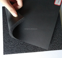 China manufacturer 3-30mm thickness sponge NBR/PVC Nitrile Sponge Rubber