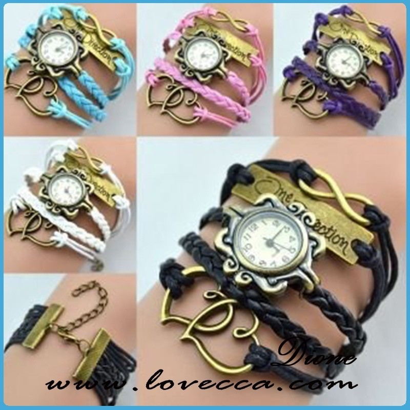 Newest top Quality Fashion New Jelly Watches geneva diamond watch