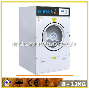 8-12KG Commercial Dryer for school apartment and laundry shop