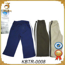 Hot Sale Wholesale Baby Apparel Stock Baby Trouser Outlet