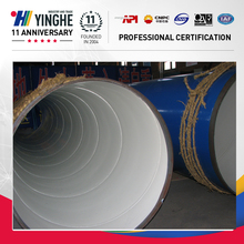 Concrete Weight Coating/Hot Dipped Galvanized/PE anti-corrosion steel pipe