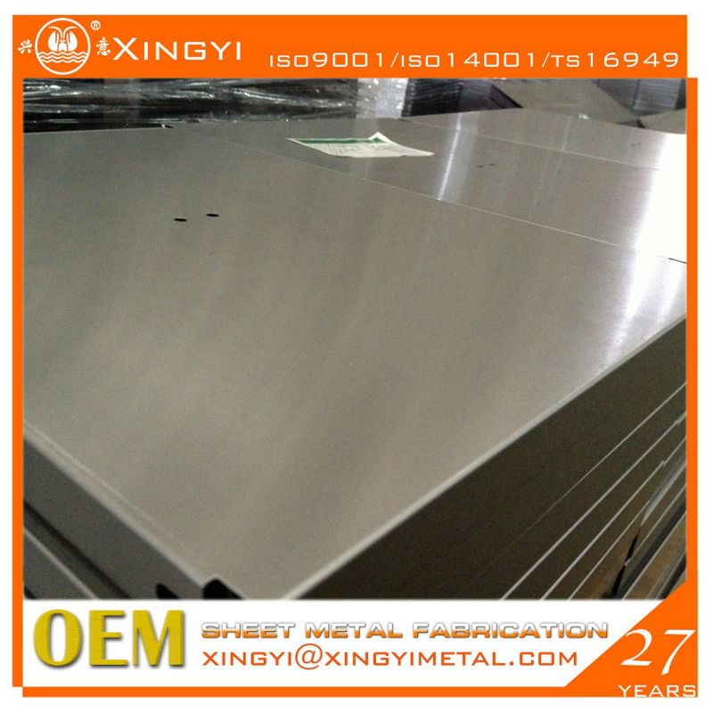 Cold Rolled Steel Spcc Cnc Laser Cutting Sheet Metal