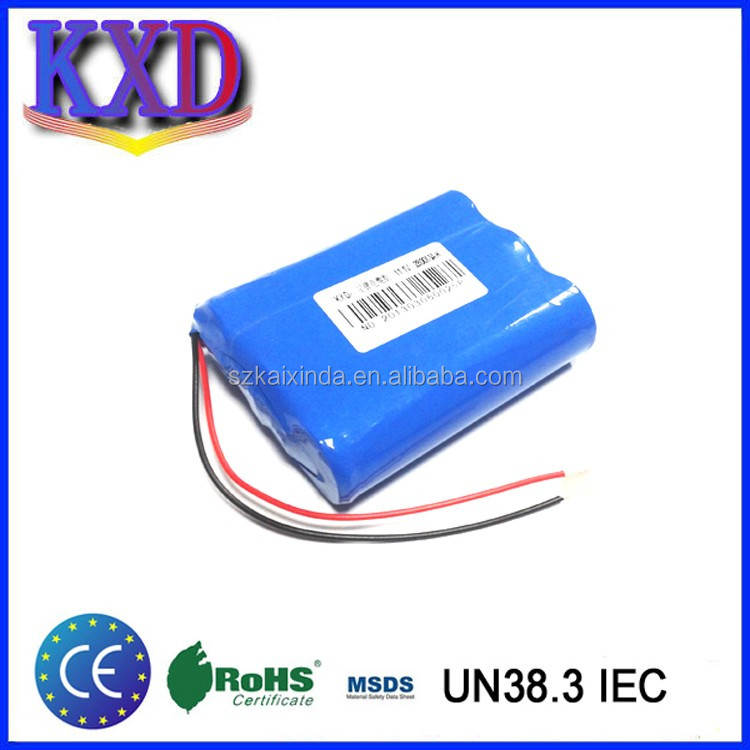 Rechargeable medical monitor lithium ion battery for Avantage batterie lithium ion