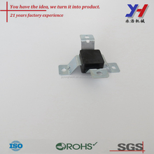 OEM Custom plastic bag dust shock absorber for architecture industrial shock absorbers