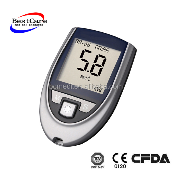 Accurate Blood Glucose Monitors For Diabetics Measurement