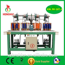 2015 High Speed Polyester Hand/Portable Rope Braiding Machine