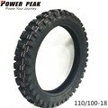 Popular pattern 18 motorcycle off road tyre 110/100 18 110/100/18
