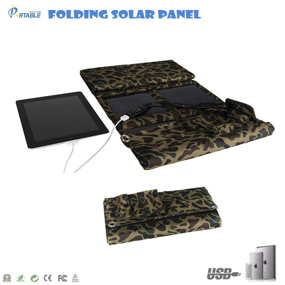36W solar cell paint for camping travelling