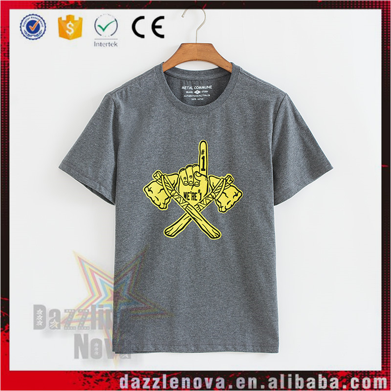 100% Cotton High Quality Rock T-shirt