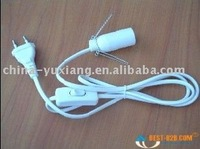 VDE light power cord