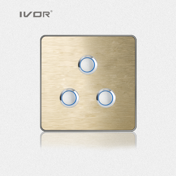 Home automation remote control light switch / infrared remote control light switch