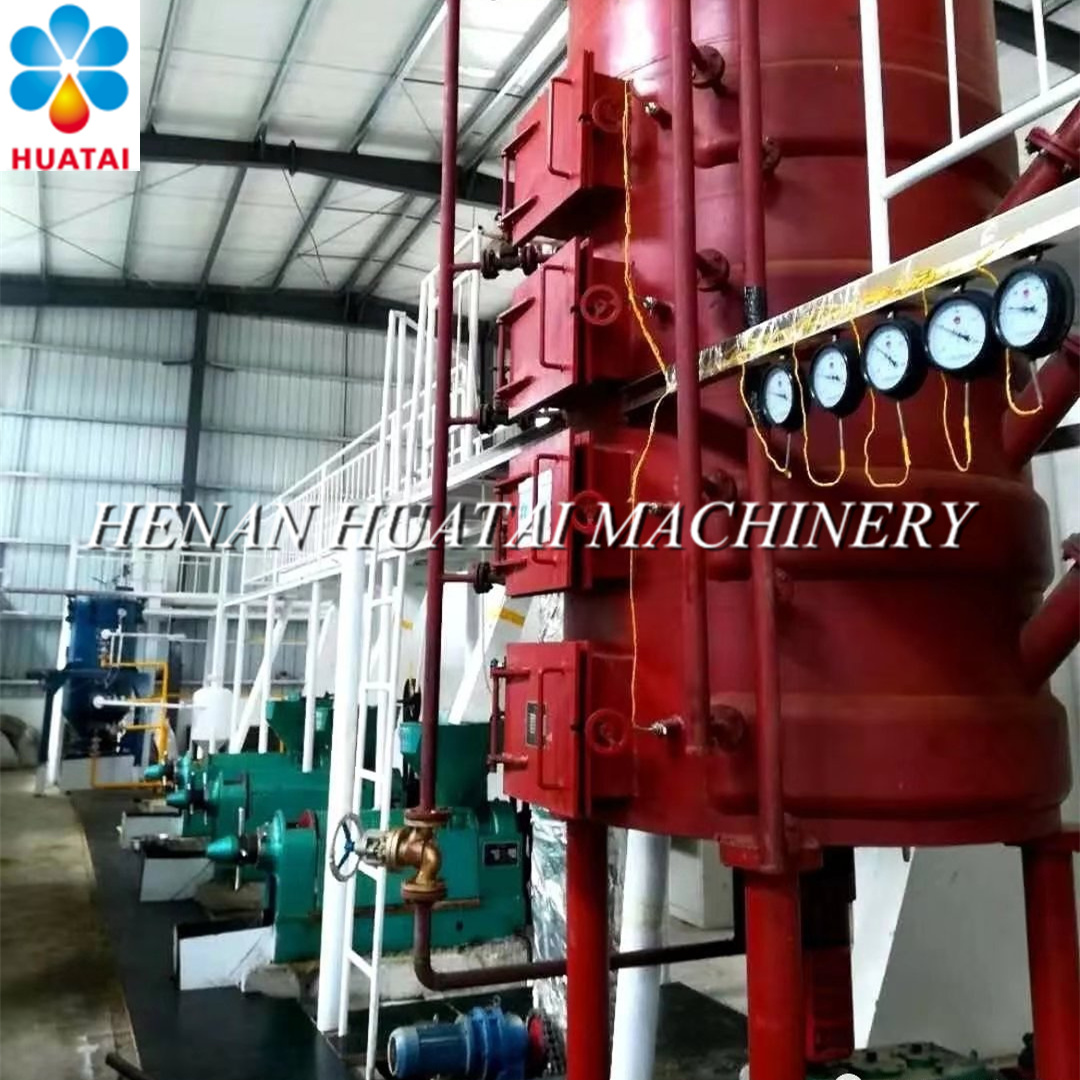 Shea Butter oil making Equipment for Shea nut oil processing and refining Mill