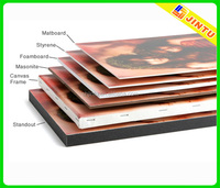 High Quality Digital Printing PVC sheets white