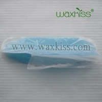 disposable paraffin beauty wax sock / feet mask