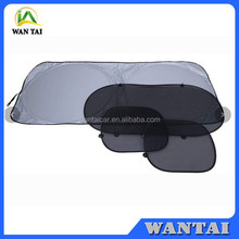 Girl Car Sunshade Car Rear Windows Sunshade
