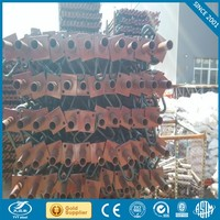 telescopic sleeve shoring props height steel shoring prop