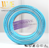 nickel plated copper heat resistant Teflon PTFE/PFA/FEP cable wire