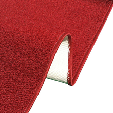 Hot Sale Stair Walkway Anti Slip Exhibition Red Carpet