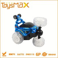 Wholesale 360 degree spinning remote control stunt car with music