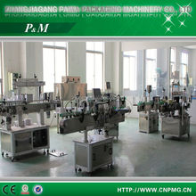 more than one label automatic sticker labelling machine