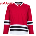 cheap blank EALER brand ice hockey jersey custom design sublimation jerseys