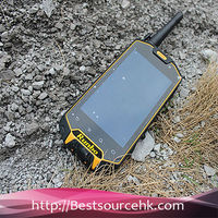 4.5 inch rugged mobile phone MTK6577 dual core 3g smart phone Android 4.2