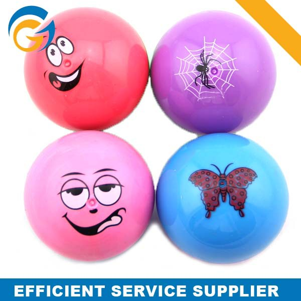 Butterfly Silicone Rubber Ball For Dog Toys for Kids