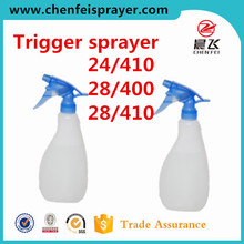 Custom trigger sprayer pump without pollution 28 400 triger sprayer plastic garden nano sprayer china