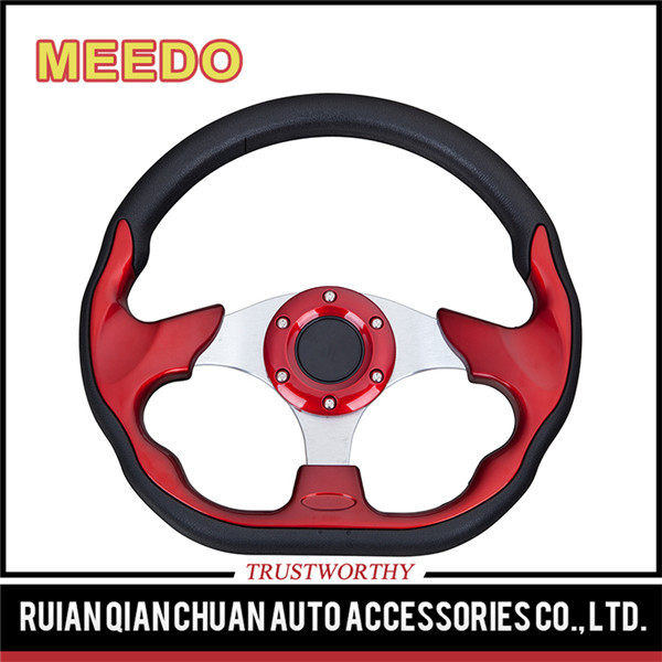 China professional manufacture universal neo chrome steering wheel