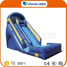 China wholesale double slideway water street slide fiberglass water park slides for sale