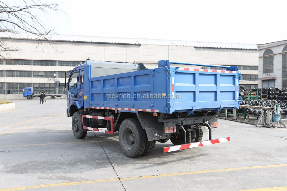 High quality 4x2 new prices for tipper truck