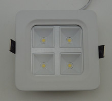 New product 4w led grille lights / grid lamp with CE & RHoS , led grid light