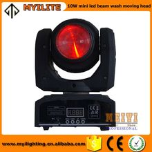 2015 new 60w excellent disco light double face mini 30 led beam moving head
