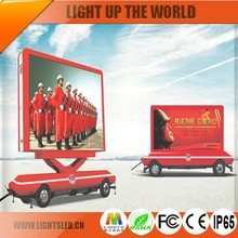 Lights Long Lifespam Professional Advertising Import P8 LED Moving Message Display Alibaba China Manufacturer
