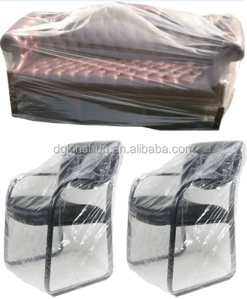 Super large plastic industry bag plastic moving mattress