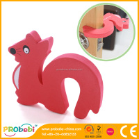 home safety stuffed animal door stop/glass shower door stopper