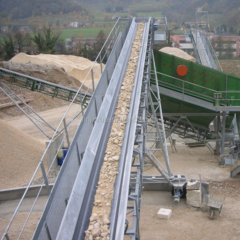Top Quality Fixed Belt Conveyor/Material Handling System