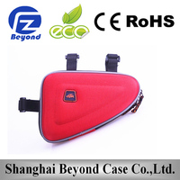 High Quality Water Proof Triangle EVA Bicycle Saddle Bag